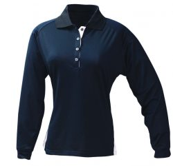 Team Long Sleeve Polo
