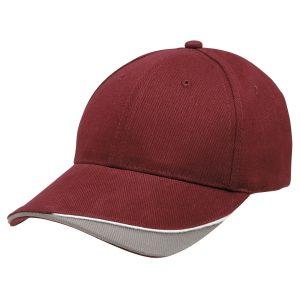 Heavy Brushed Cotton Signature Cap