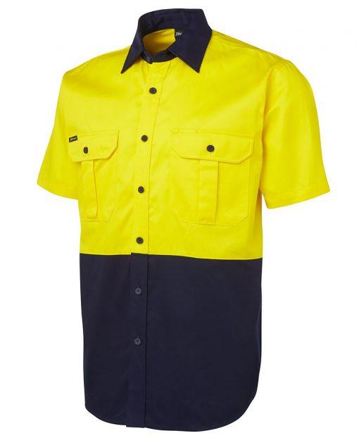 JB's Wear Hi-Vis Drill Shirt