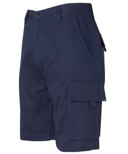 6MS-jbs-cargo-shorts-navy-profile-view