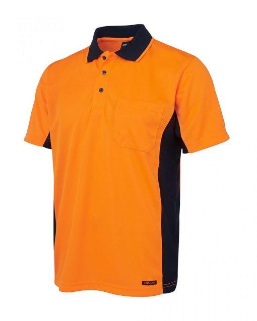 Hi-Vis Sport Polo