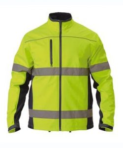 BJ6059T-bisley-hi-vis-softshell-jacket-lime-navy