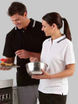 Kitchen Hand Polo Shirts