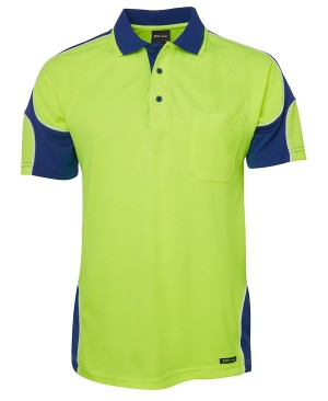 Hi-Vis Arm Panel Polo