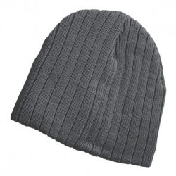 Legend Acrylic Cable Knit Beanie