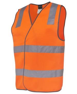 Hi-Vis (D+N) Safety Vest