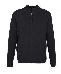 Mens Wool Rich Merino Pullover