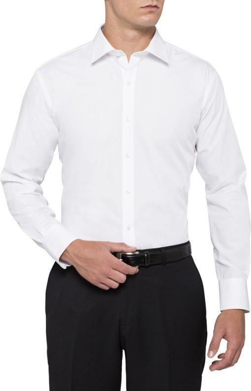 16185320 Home / Products / Mens Business Shirts / Premium Range / Van Heusen Mens  Poplin