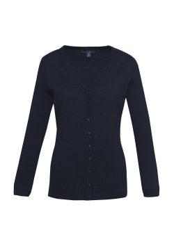 Ladies Milano Wool Blend Cardigan