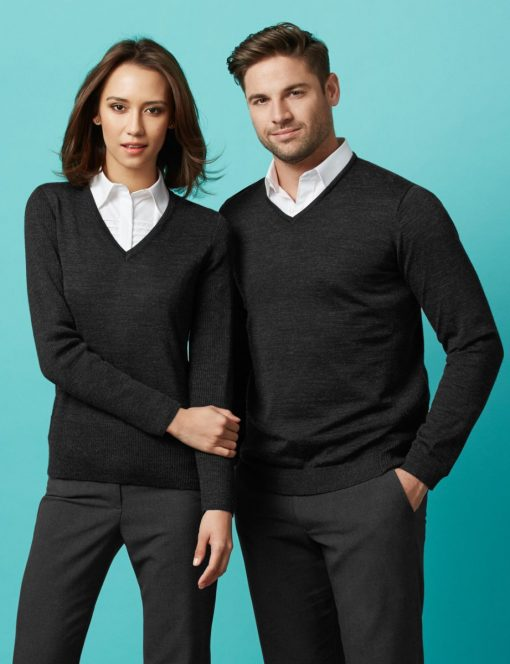 Milano Wool Blend Pullover