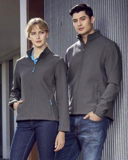Biz Apex Lightweight Softshell Jacket