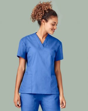 Biz Scrubs Ladies Top