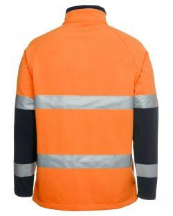 Hi-Vis (D+N) Softshell Jacket