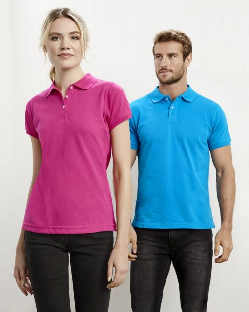 Biz Neon Slim Fit Polo